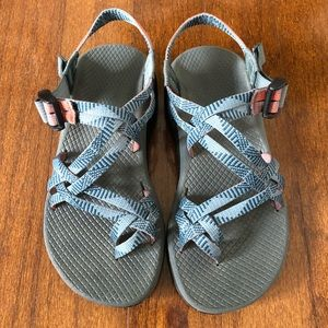 Chaco Z/Cloud X2 in Rune Teal